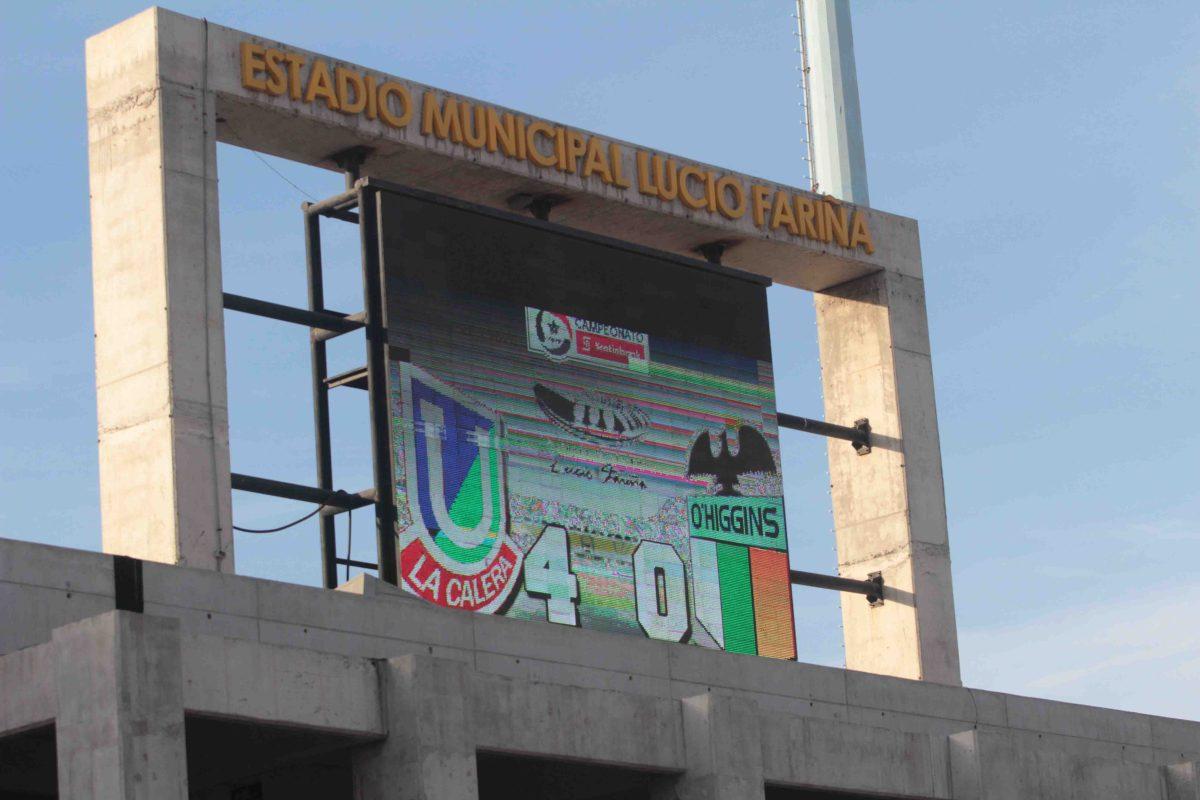 Unión La Calera 4-0 O'Higgins