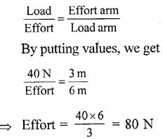Selina Concise Physics Class 6 ICSE Solutions - Simple Machines 31