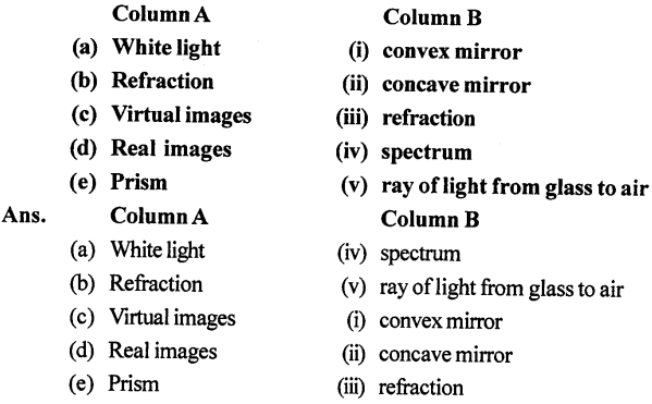 Selina Concise Physics Class 8 ICSE Solutions - Light energy 5