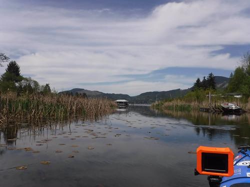 Lake Samish Paddling-88