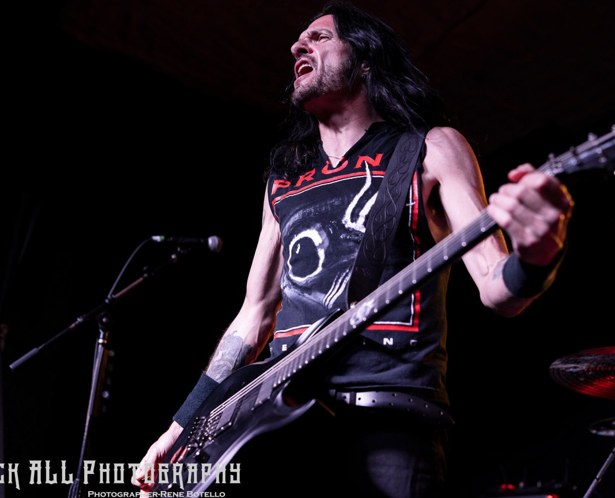 Prong - House of Rock - Corpus Christi, TX - May 7, 2018