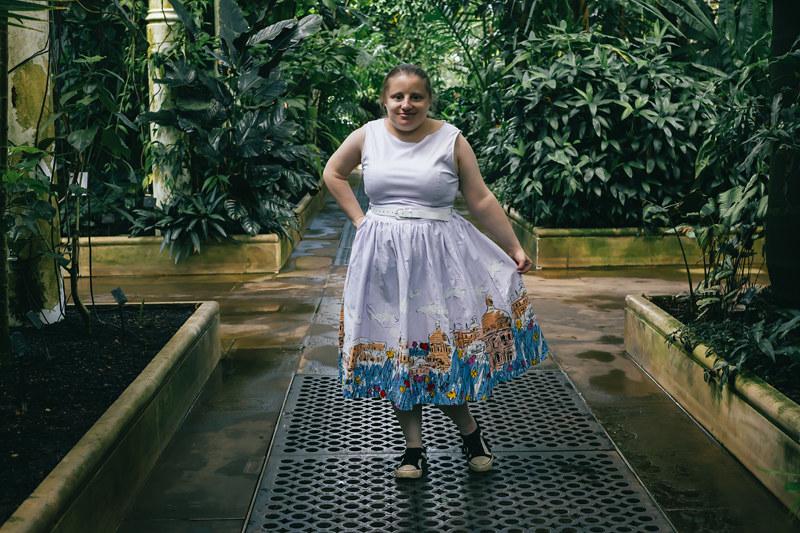 A Lindy Bop Audrey Florence Dress