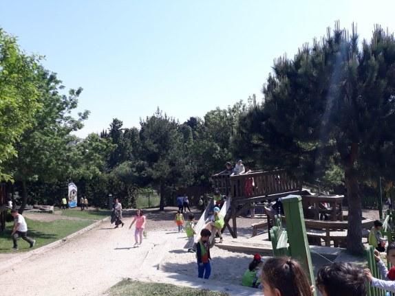 nezahat gökyiğit botanik parkı