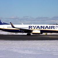 Ryanair EI-ESR, OSL ENGM Gardermoen