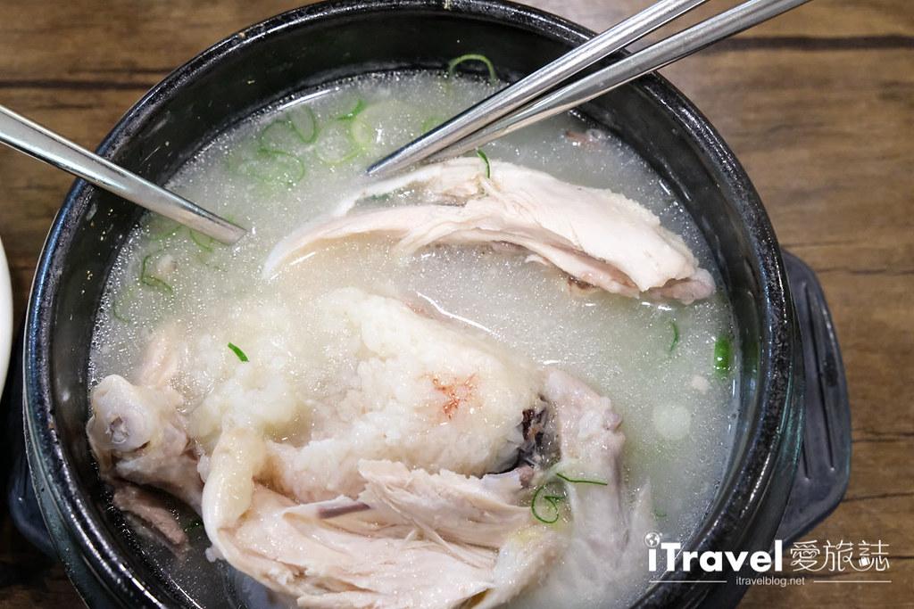 首爾美食餐廳 北村百年土種蔘雞湯 (26)