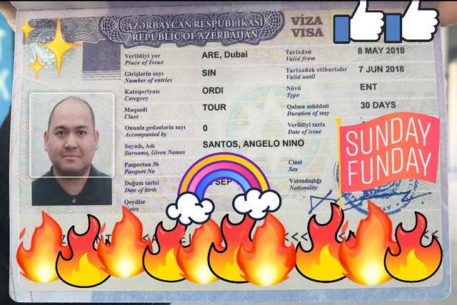 How To Apply For Tourist Visa For Azerbaijan Beyond Toxicity Docgelo Com