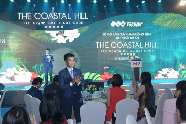 Ông Phạm Văn Nam - Giám đốc Kinh doanh Dự án FLC Quy Nhơn Beach & Golf