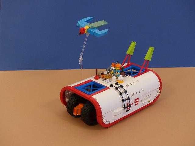 Mobile Observation Platform
