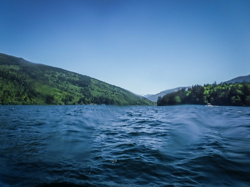Lake Whatcom Paddling-17