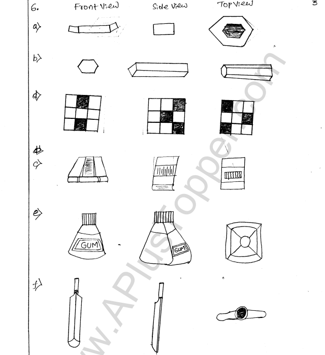 ML Aggarwal ICSE Solutions for Class 8 Maths Chapter 17