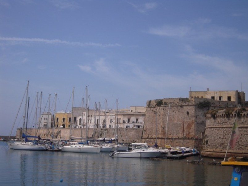 Gallipolli in Puglia