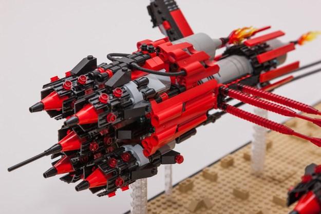 """""""Eagle"""" Podracer MOC - 9"""