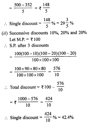 selina-concise-mathematics-class-8-icse-solutions-profit-loss-and-discount-D-15.1