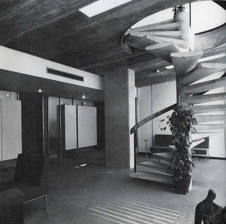 mm_French Communist Party Headquarters design by Oscar Niemeyer_30