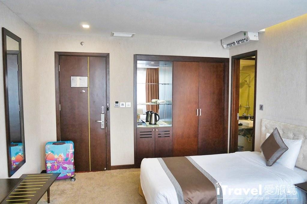 越南孟清河内中心酒店 (13)