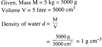 Selina Concise Physics Class 7 ICSE Solutions - Physical Quantities and Measurement 13.2