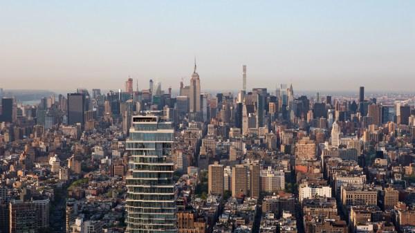 York Central Park Tower 217 57th St. 1 550 Ft 131 Floors - Under Construction
