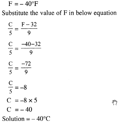 Selina Concise Physics Class 7 ICSE Solutions - Heat 19.1