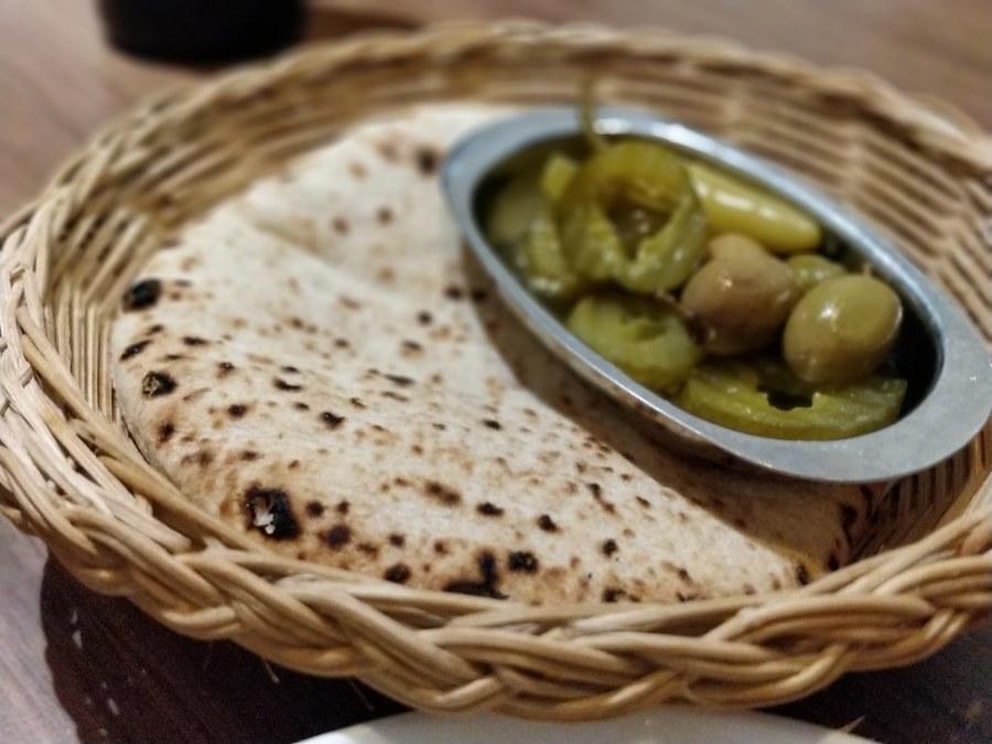 Pita Bread Falafel TLV Soho Hong Kong Restaurant