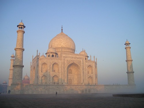 Taj Mahal. From Explore the Golden Triangle of India