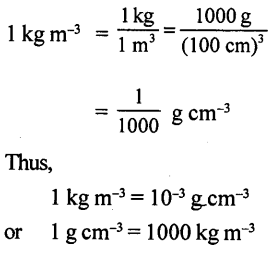 Selina Concise Physics Class 8 ICSE Solutions - Physical Quantities and Measurement - 7(1)