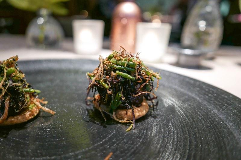 Unagi Pai, eel, shichimi | Yoji Tokuyoshi | Restaurant Tokuyoshi | Milan, Italy