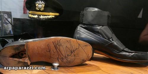 حذاء مايكل جاكسون