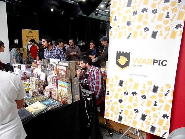 Tabletop Day 2018 Chile Gamesandmore.cl