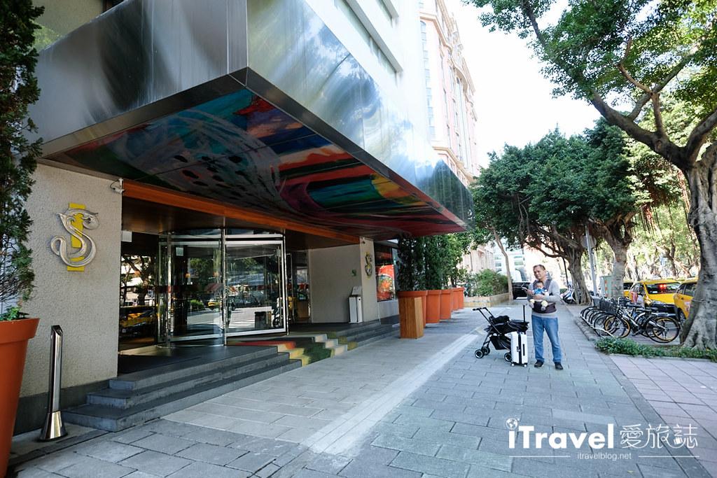 台北飯店推薦 S Hotel (3)