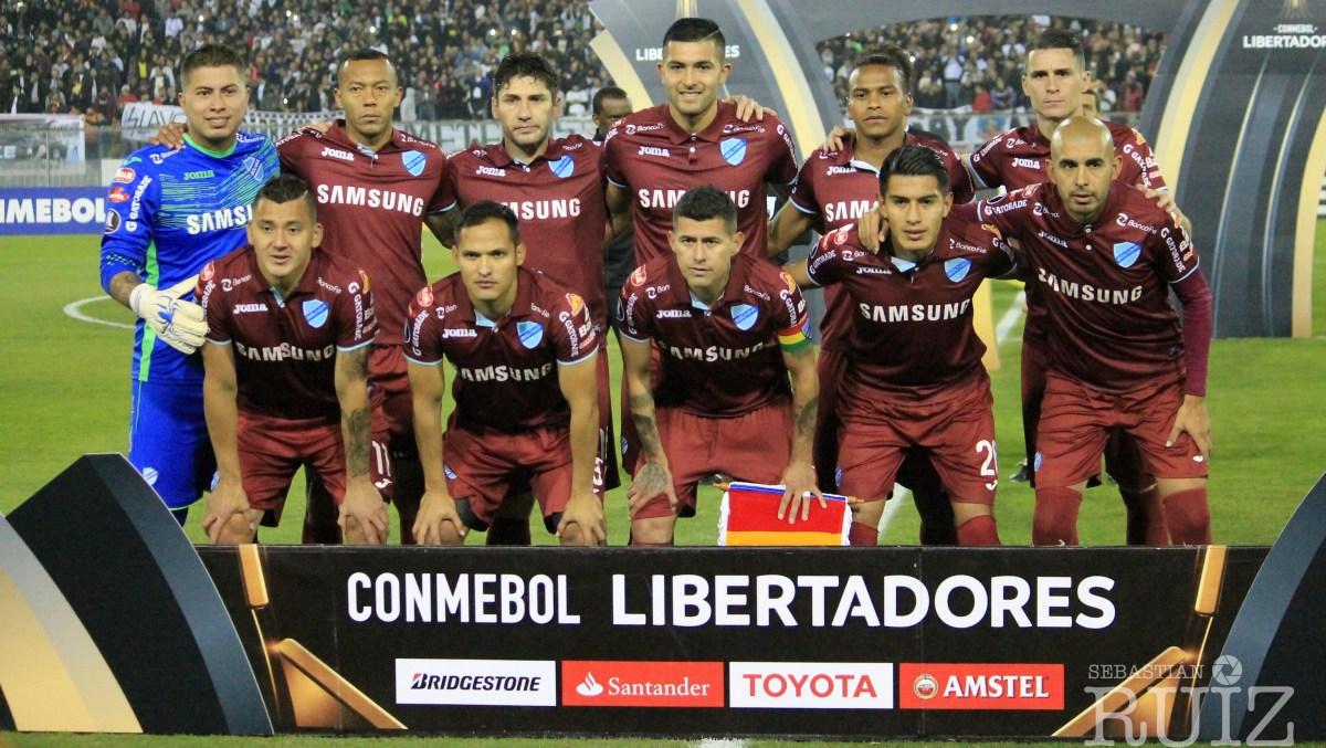 Colo Colo 2 - Bolívar 0