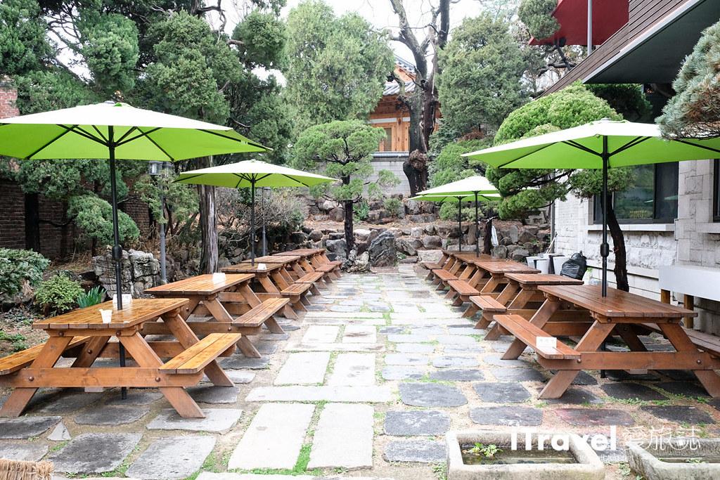 首爾美食餐廳 北村百年土種蔘雞湯 (5)