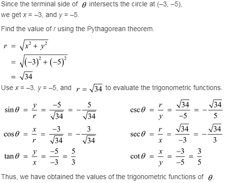 larson-algebra-2-solutions-chapter-13-trigonometric-ratios-functions-exercise-13-3-9e