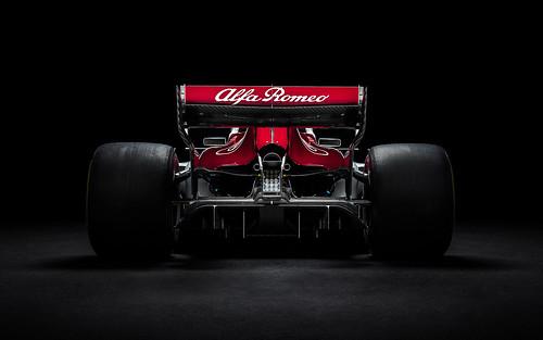 Alfa Romeo Sauber C37 F1 Car 2018 4K