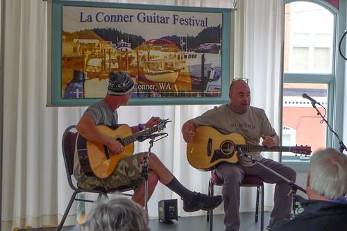 La Conner Guitar Festival-95