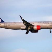 Scandinavian Airlines Ireland EI-SIE, OSL ENGM Gardermoen