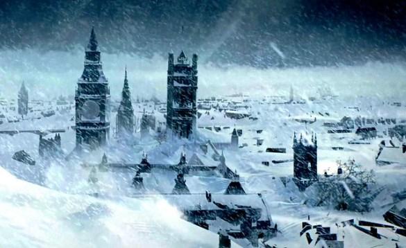 Frostpunk - Frozen Apocalypse