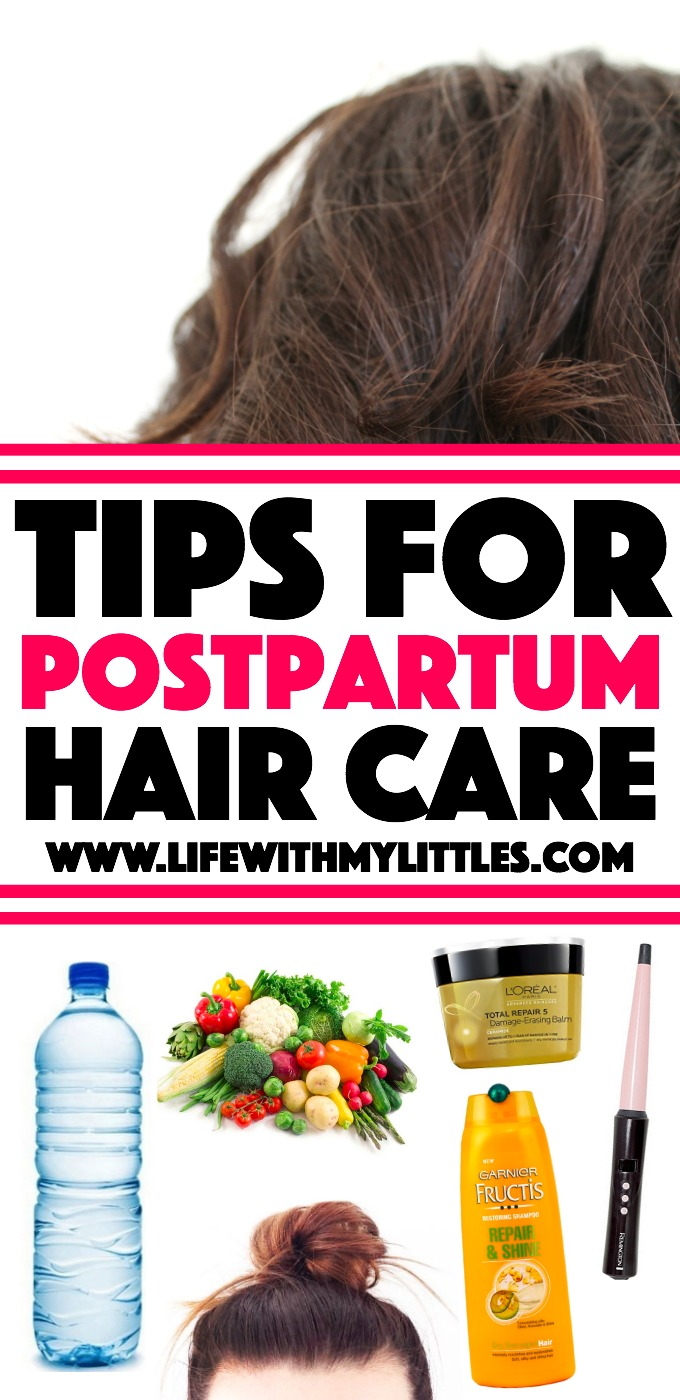 There are few things worse than losing that gorgeous pregnancy hair. Here are some helpful tips for postpartum hair care!