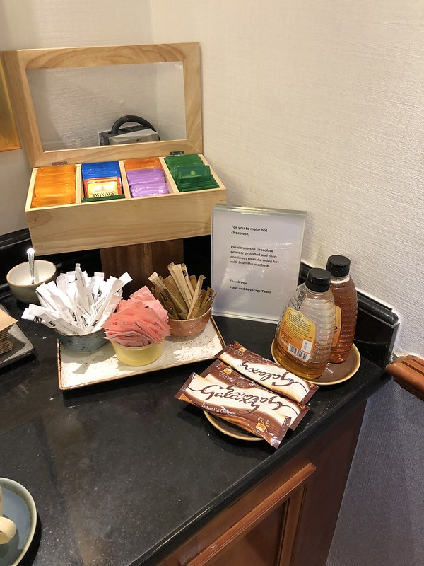 Marriott London Marble Arch - Executive Lounge Breakfast