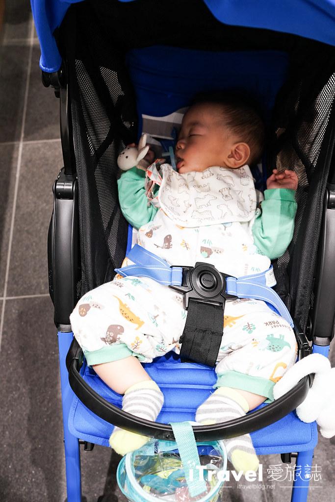 輕量型嬰兒車推薦 Combi F2 Plus (45)