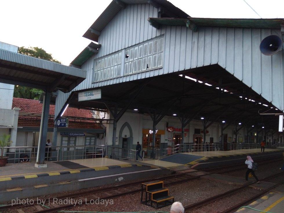 01 TRIP REPORT KERETA API JAYABAYA 3(TEGAL CEPU) - STASIUN TEGAL 1