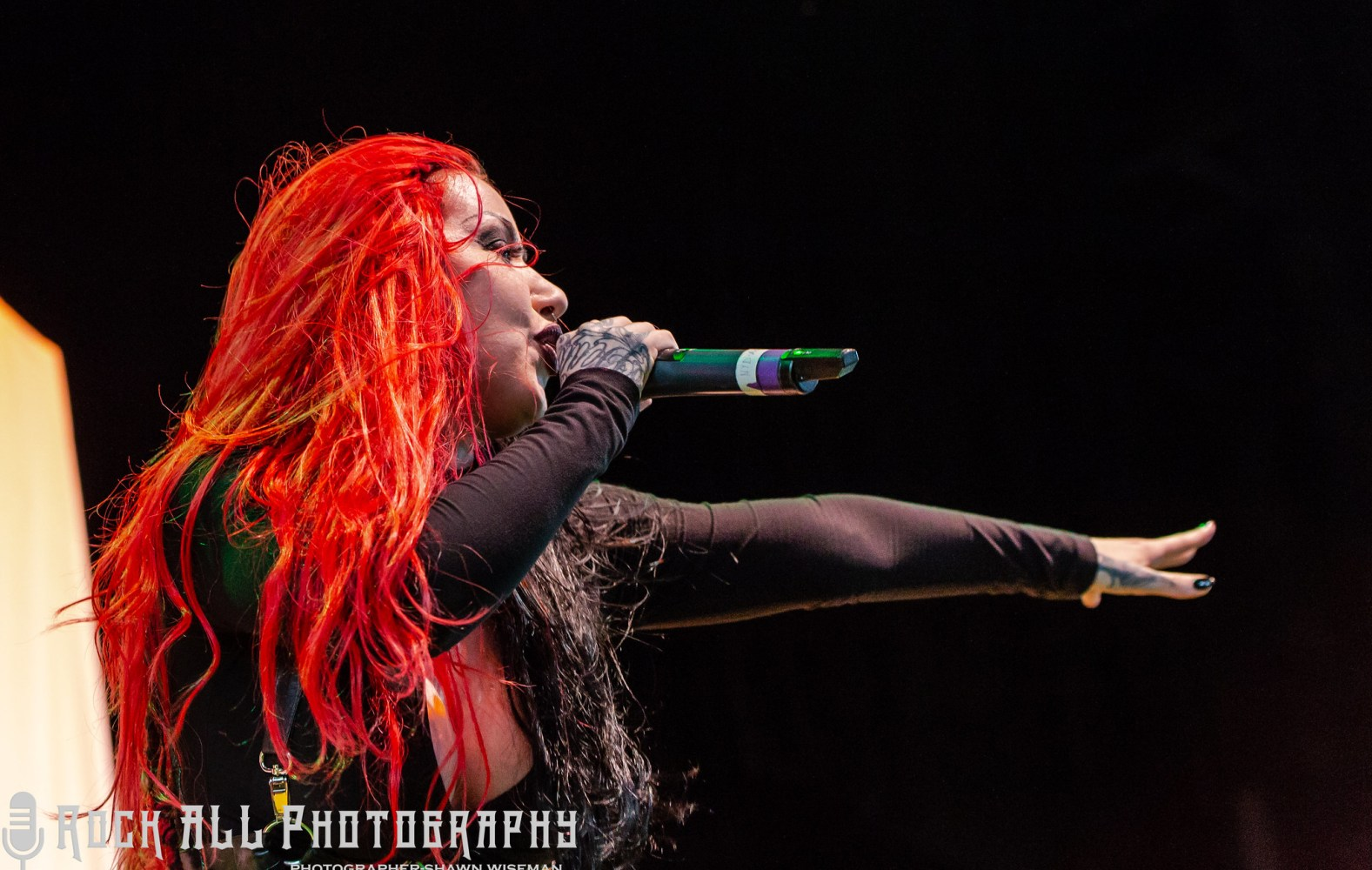 New Years Day - Riverbend Music Center - Cincinnati, Ohio - 5/4/18