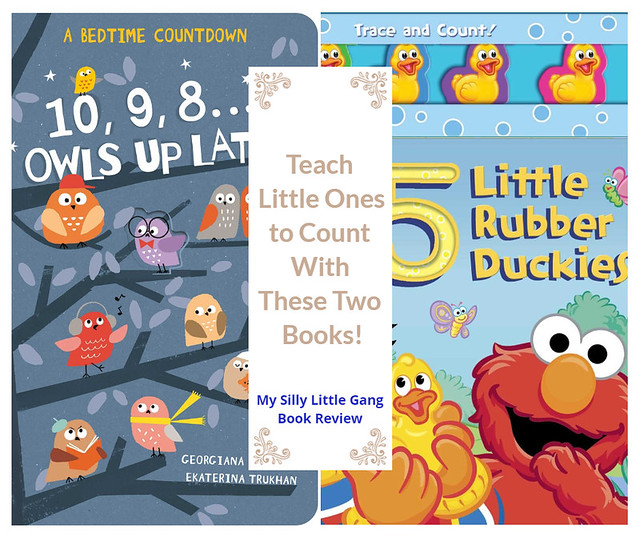 Teach Little Ones to Count With These Two Books