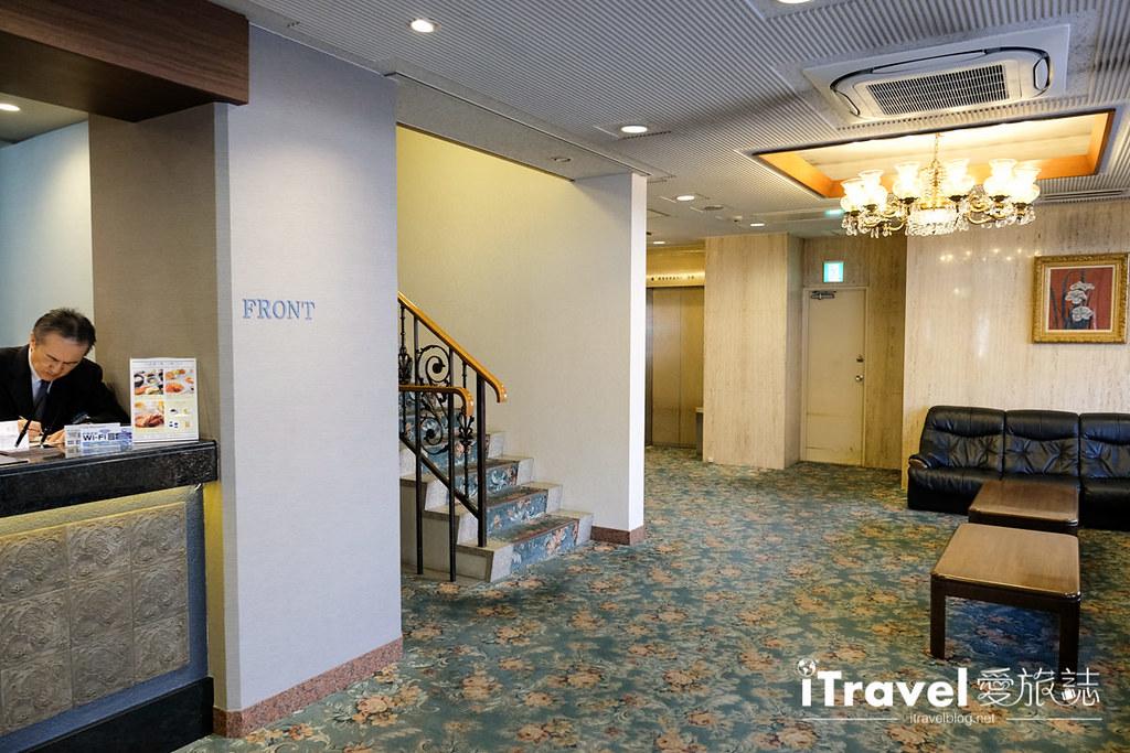 福冈饭店推荐 川端冷泉阁酒店 (4)