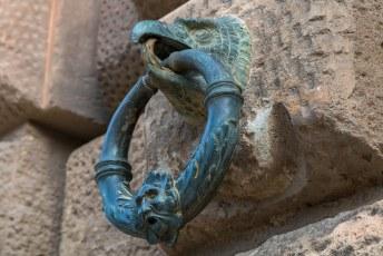 Het paleis heeft talloze details zoals deze.