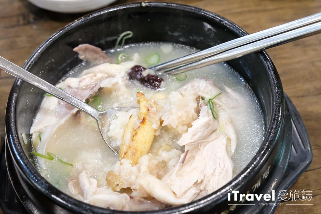 首爾美食餐廳 北村百年土種蔘雞湯 (27)