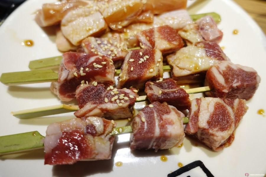 吃到飽,日式燒肉專門店,桃園烤肉吃到飽,桃園燒肉,桃園美食,牛角,遠東百貨 @VIVIYU小世界