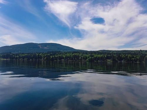 Lake Samish Paddling-57