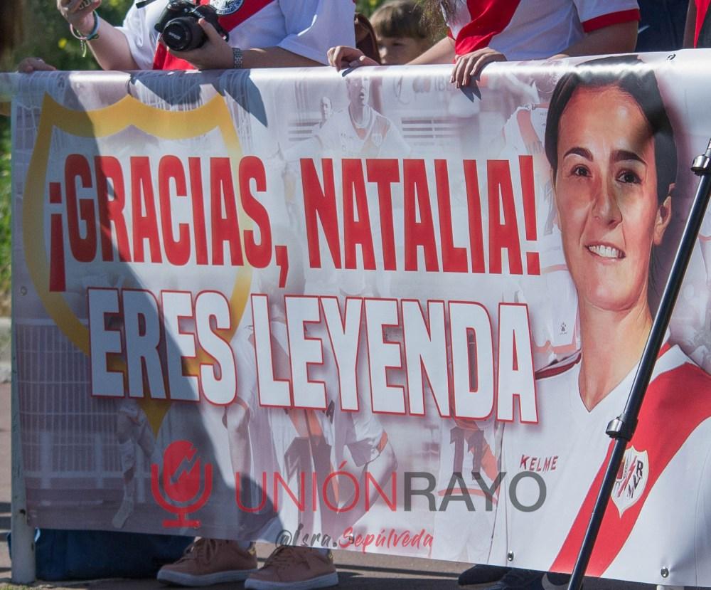 Rayo Femenino 3-2 Madrid CF