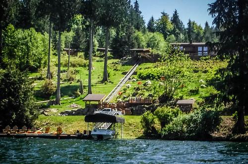 Lake Whatcom Paddling-7