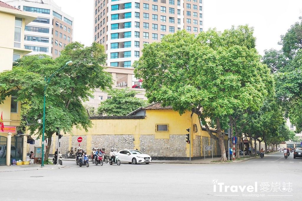 越南孟清河內中心酒店 (38)